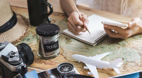 gestion budget voyage