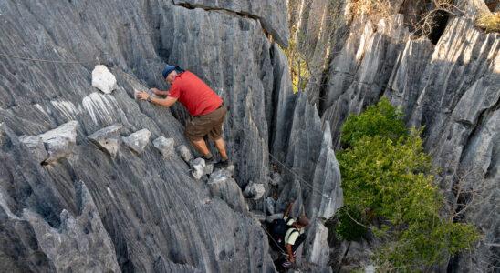 tsingy de Namoroka